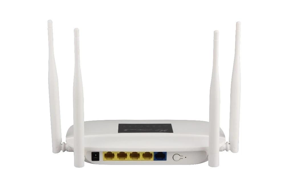 Lot Of 1000pcs One Wan Port/Four Lan Port Long Range Indoor Wifi Access Point/cpe/Ap/bridge/Client/Router