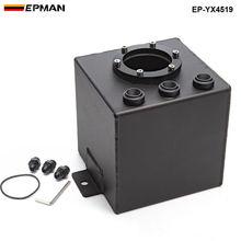 Высокая производительность 2L Заготовка алюминиевый бак перенапряжения топлива AN6 EP-YX4519
