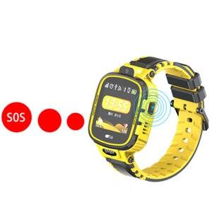 Image 5 - Greentiger TD26 Thông Minh Trẻ Em Dây IP67 Chống Nước GPS WIFI Bé Theo Dõi Camera Thông Minh Trẻ Em SOS Định Vị Giám Sát Đồng Hồ