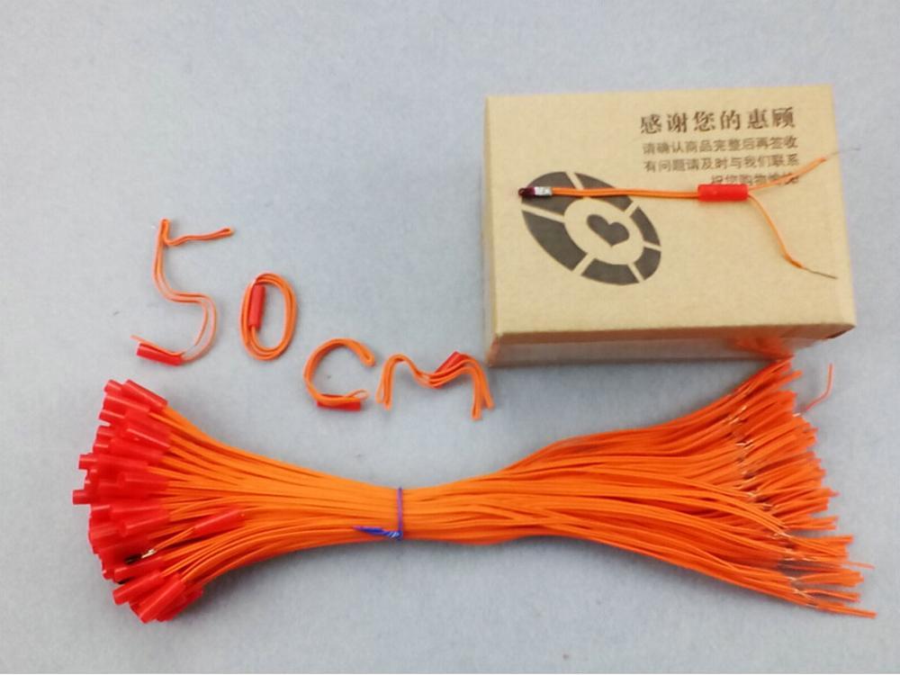 50cm 100pcs Copper Wire 2019 New Fireworks Remote Stage CE Professional Smart Switch Wedding Equipment-wireless