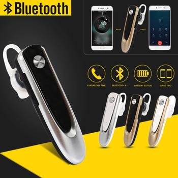 Cewaal Hifi Wireless Bluetooth Headset Business Headphone Hands Free Microphone Earphone Universal for Xiaomi Samsung iPhone