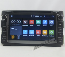 Quad core 1024*600 HD screen Android 7.1 Car DVD GPS radio Navigation for Kia Ceed Venga 2009-2012 with 4G/Wifi,DVR,1080P