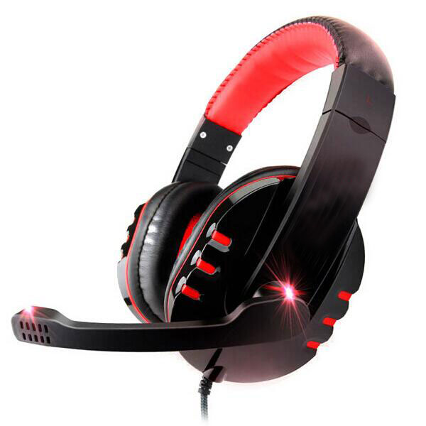 Soyto Quality Computer Headset Headphone With Microphone For Gamer