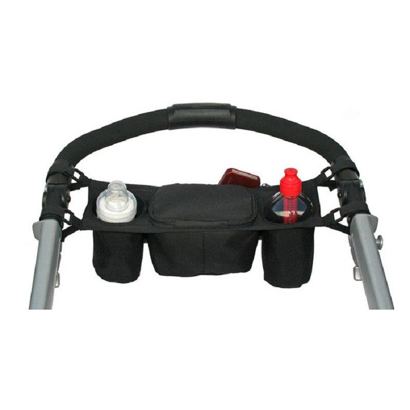 Коляска Организатор коляска сумка висит корзина ребенок сумка для хранения коляски Аксессуары пеленки мешок ...