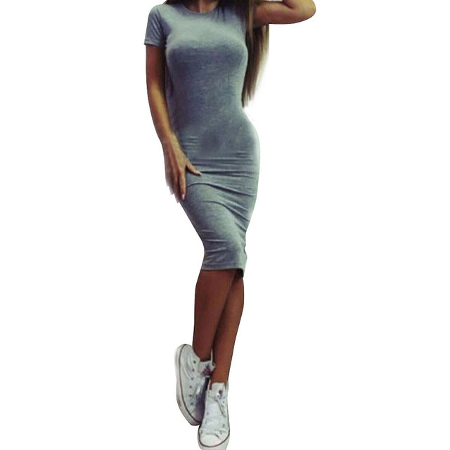 Новинка 2017 года женские короткий рукав Обтягивающее Платье облегающее женские сексуальные платья партии ночной клуб летнее платье vestidos femininos