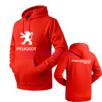 Good Quality Peugeot Hoodies Casual Streetwear Sweatshirt Pullover Men Women Hoodie