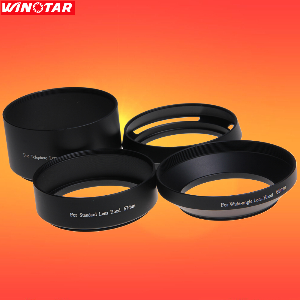 Gadget Place Professional 3-Stage Collapsible Universal Rubber Multi-Lens Hood for Sony 70-400mm F4-5.6 G SSM II