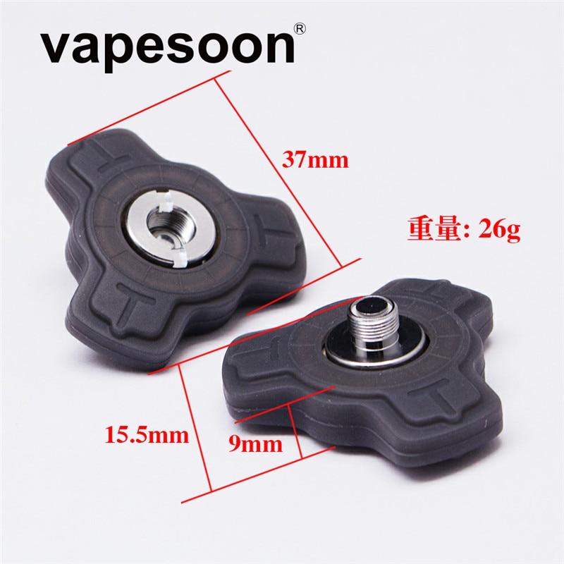 vapesoon Anti-slip Vape Spinner Stent 510 thread Heat Sink for Vape Kit like iJust S / Stick Prince / Resa Stick