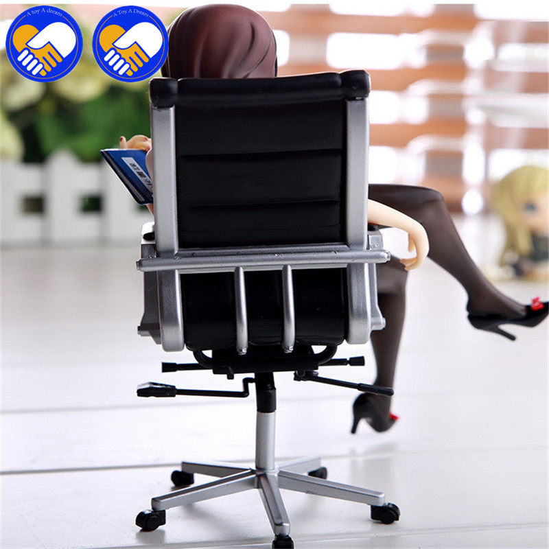 NEW 18CM Pvc Japanese Sexy anime Figure Daiki Hatsumi uki secretary Ver action figure collectible model Adults toys brinquedoes in Action Toy Figures from Toys Hobbies