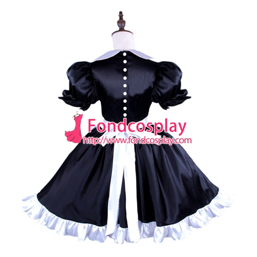 maid with sissy Satin 2