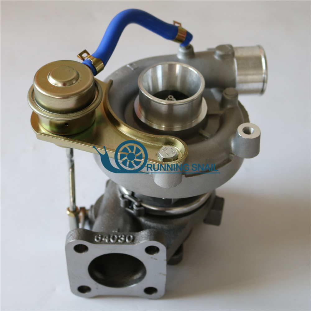 TURBOCHARGER FOR <font><b>TOYOTA</b></font> <font><b>3CT</b></font> CT9D 17201-64130 image