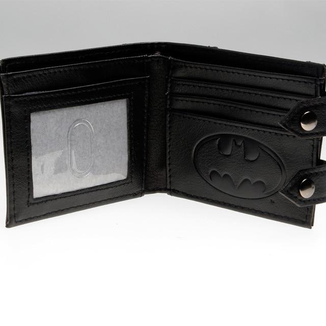 Кошелек Бэтмен с металлической вставкой 3