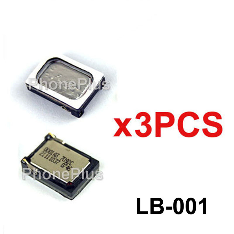 3PCS Loud Speaker Inner Buzzer Ringer Replacement Part For <font><b>Nokia</b></font> N8 <font><b>N76</b></font> N73 N77 N71 N9 N95 N81 N96 High Quality image