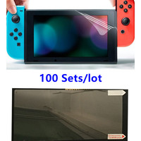 Anti Scratch Full HD Clear Protective Film for Nintendo Nintend Switch NS Console Screen Protector Cover Skin Game Accessories
