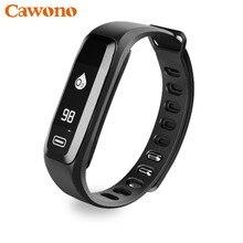 Cawono G15 умный Браслет фитнес-трекер умный Браслет cicret bracelet watches blood pressure смарт браслет для IOS Android Сяо xiaomi mi band 2