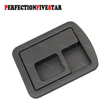 8E5863627 For Audi A3 S3 A4 B6 B7 B8 S4 A5 S5 A6 C6 C7 S6 A8 For Phaeton VW Rear Trunk Liner Cargo Boot Carpet Handle Cover(China)