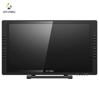 XP-Pen 22E Pro 1080P HD IPS Tekening tablet Grafische Tablet Display Monitor Grafische met 16 Express Keys ondersteunt 4K Displays