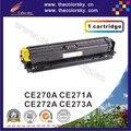 (CS-H270-273) laserjet cartucho de toner laser para hp ce270a ce 270a ce270 70a ce270a-ce273a cp5525 cp 5525 13 k freedhl