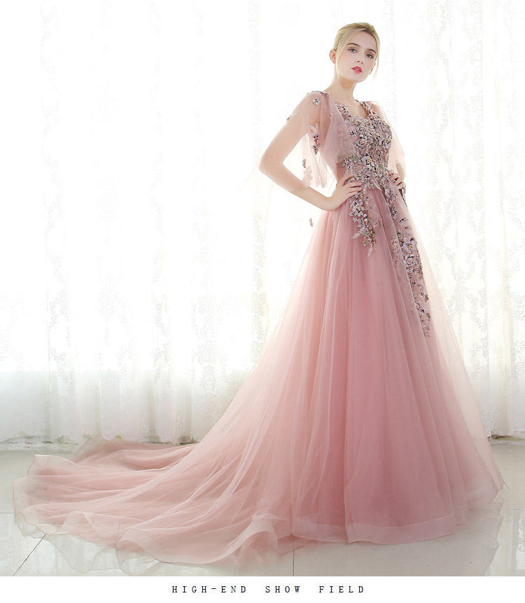luxury embroidery beading rococo queen ball gown princess long medieval dress Renaissance Victorian/Marie Antoinette Belle Ball