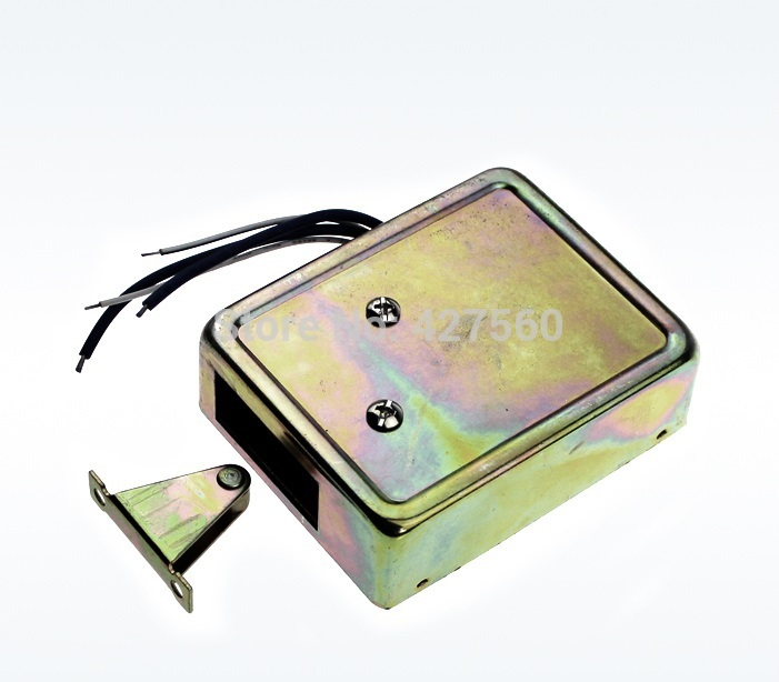 Electronic cabinet lock Electric Drawer lock Safety Deposit Box access control deposit mobilization