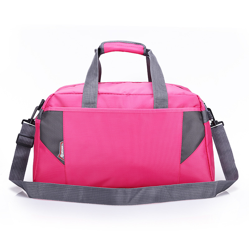 Women Nylon Travel Sports Bags Professional Outdoor Men And Women Gym Duffel Handbag Hot Female Training