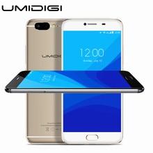 Original UMIDIGI Z Deca core 5,5 zoll 4G Handy 4 GB RAM 32 GB ROM MTK 1920*1080 Android 6.0 13MP Kamera HD SmartPhone