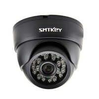 700TVL o 1000TVL o 1200TVL Color CMOS visión nocturna día noche CCTV cámara de seguridad SMTKEY
