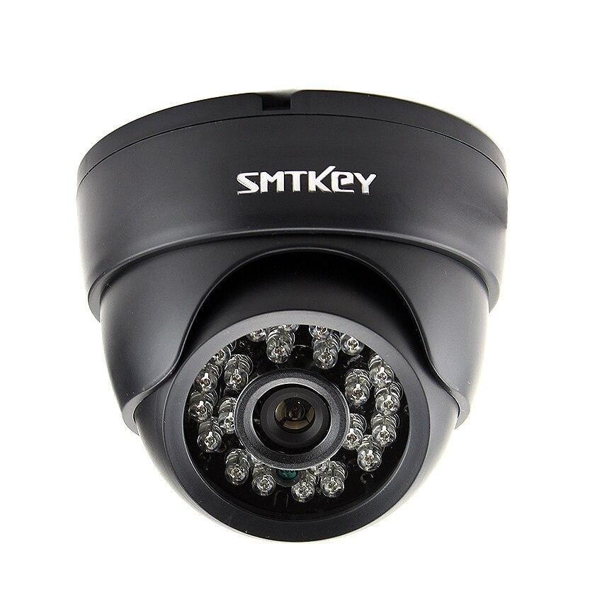 700TVL ou 1000TVL ou 1200TVL CMOS Cor Noite câmera de segurança Visão Dia Noite Câmera de CCTV Interior por SMTKEY