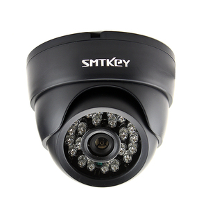 Image 1 - 700TVL veya 1000TVL veya 1200TVL renkli CMOS gece görüş gündüz gece iç mekan CCTV kamera tarafından SMTKEY güvenlik kamera
