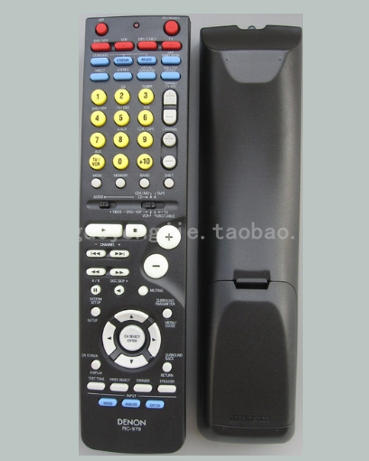 ФОТО high quality Universal REMOTE CONTROL RC-979 FIT DENON AV amplifier