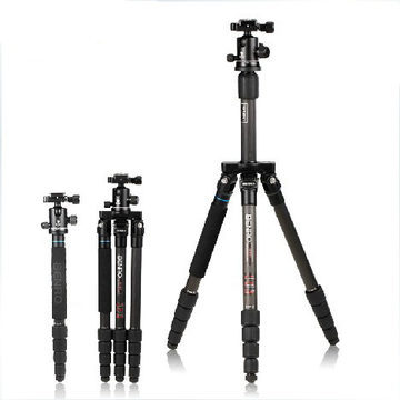DHL GOPRO BENRO A2192TB1 tablet series Travel portable tripod aluminum tripod  Kit wholesale dhl gopro benro a550fhd2 urban elf kit aluminum tripod three dimensional head camera tripod