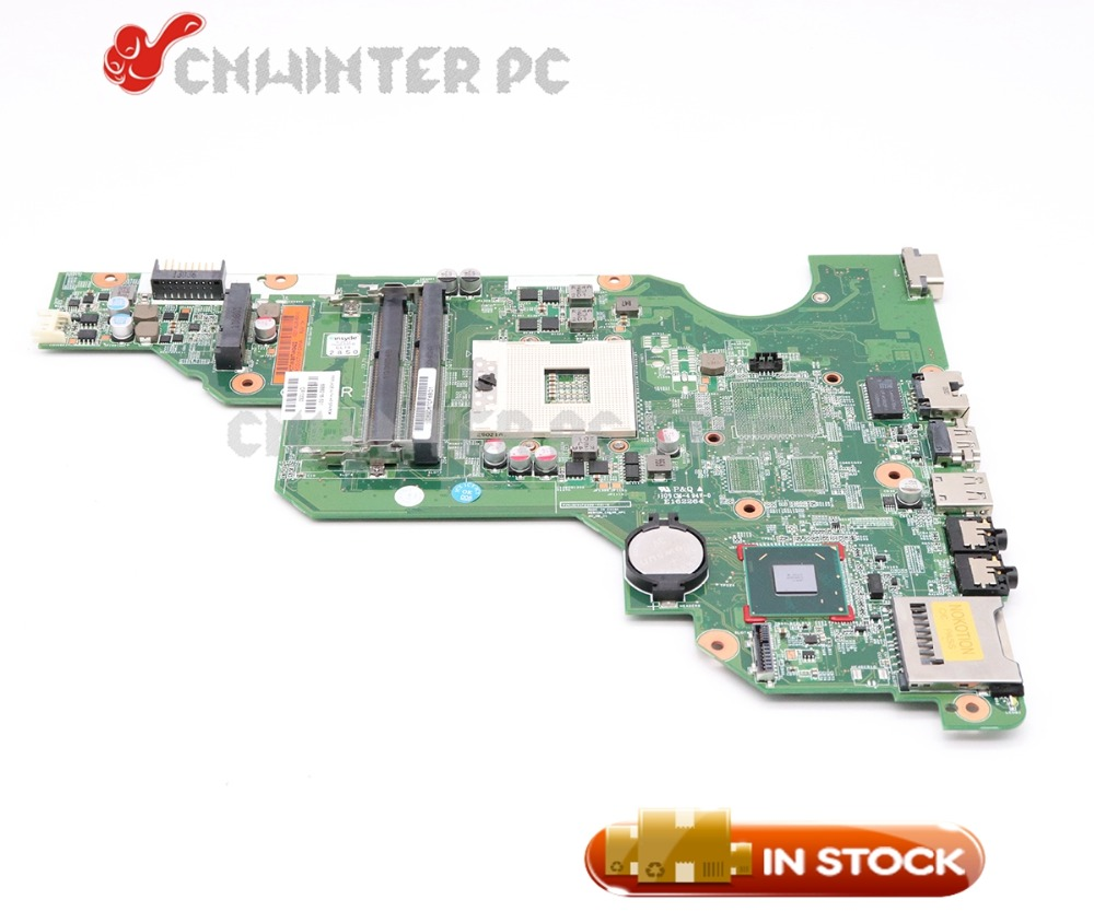 NOKOTION 688018-501 688018-001 For Hp compaq CQ58 2000 2000-2204TU Laptop Motherboard HM70 DDR3 Free CPU цена