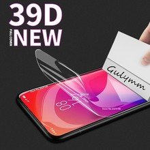 39D Soft Hydrogel Protective Film For Xiaomi Redmi Note 7 6 5 K20 Pro Screen Protector 6a Plus Go 4X Not Glass