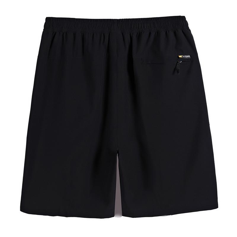 8XL 9XL 10XL Bermudas Short Homme Schnell Trocknend Boardshorts - Herrenbekleidung - Foto 3
