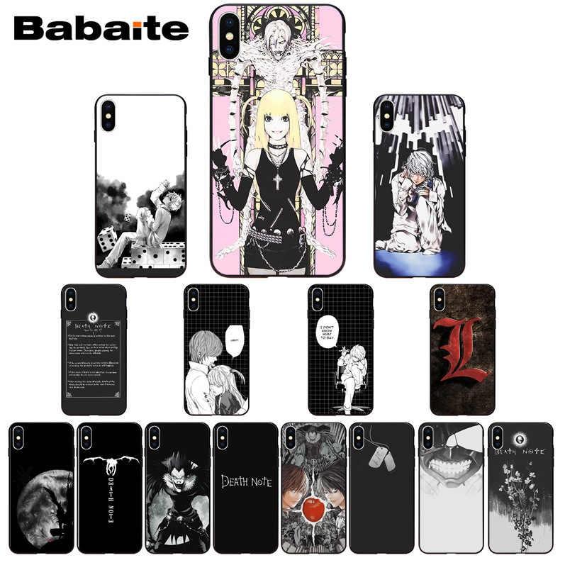 coque iphone 8 misa amane