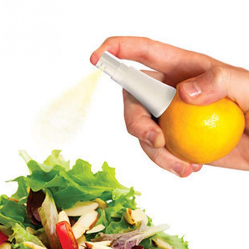 Home Kitchen Gadgets Lemon Sprayer Fruit Juice Spray Cooking Tools De Cocina / C