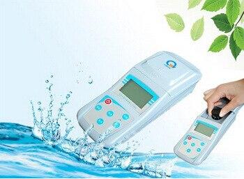 Micro Portable Electronic turbidity meter Concentration Meter Montior Measurement range: 0-200NTU Minimum value: 0.1NTU ...