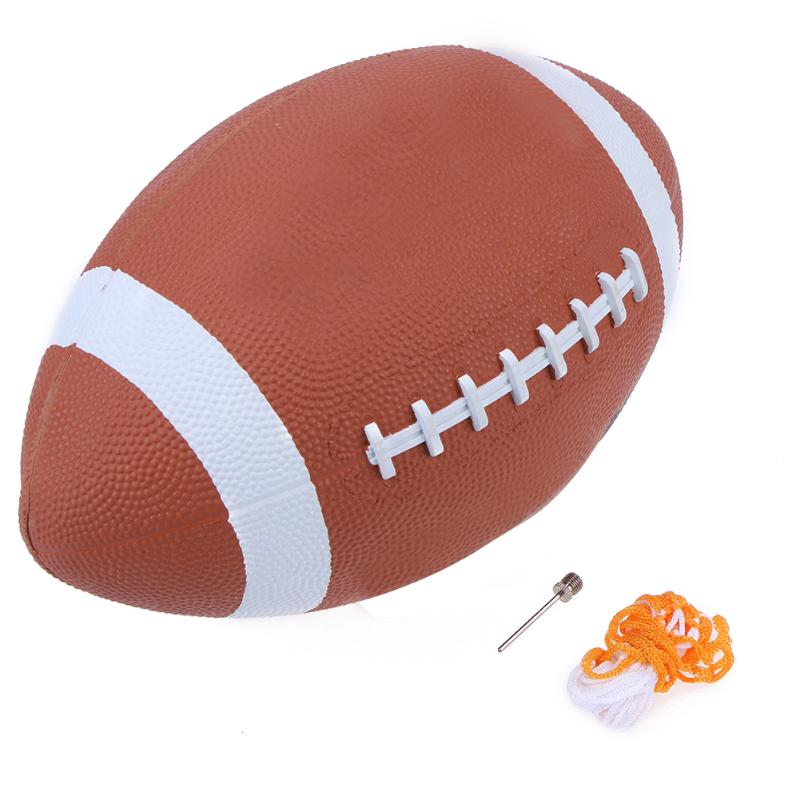 cut rate 1pcs soft rubber af9 american football no 9 rugby ball