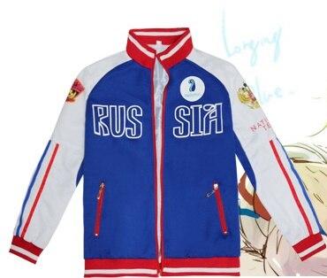 Image 5 - Anime YURI !!! on ICE Yuri Katsuki  Victor Nikiforov  Yuri Plisetsky Cosplay Costume Hight Quality Jackets Hoodie Pants-in Anime Costumes from Novelty & Special Use