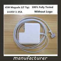 Wellendorff New Magsaf 2 45W 14 85V 3 05A Laptop Power Adapter Charger For Apple MacBook