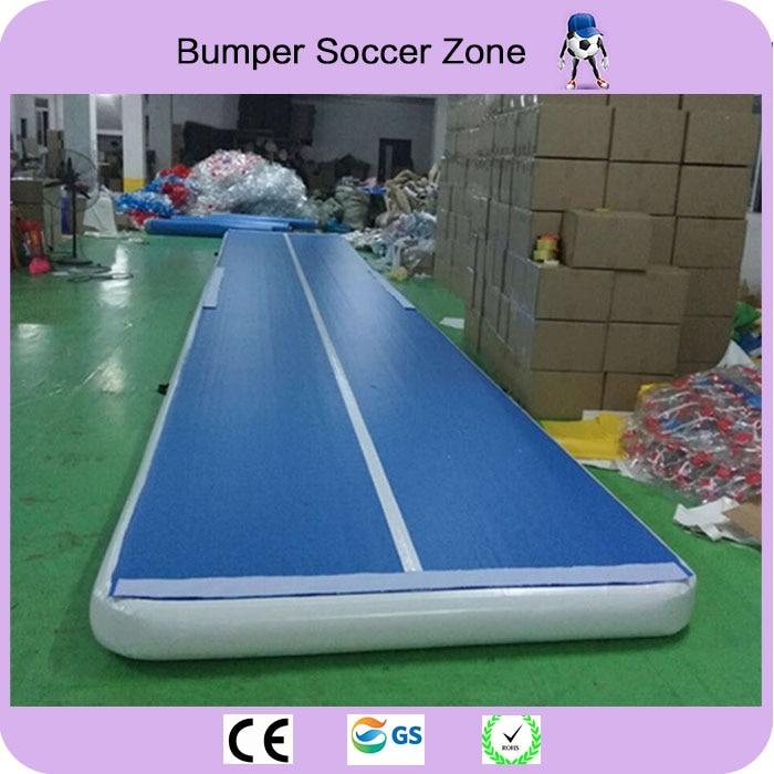 Free Shipping 10*2 Inflatable Mat Gymnastics Air Track Taekwondo Air Cushion Martial Arts Training Jumpinflatable Gym Air Track