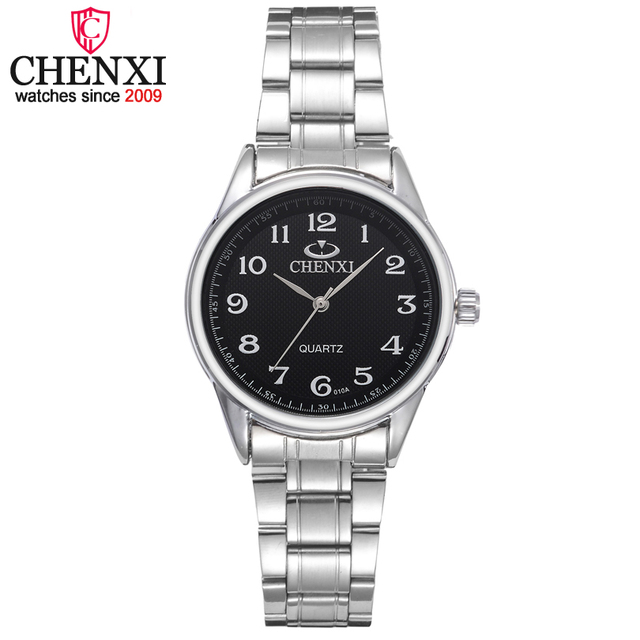 CHENXI Brand Classic Luxury Quartz Ladies Watches Fashion Noble Gift Clock Women