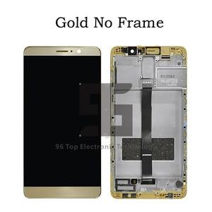 Image 5 - AA + 品質液晶 + フレーム Huawei 社メイト 9 MHA L09 MHA L29 MHA TL00 MHA AL00 Lcd ディスプレイタッチスクリーンデジタイザ国会交換