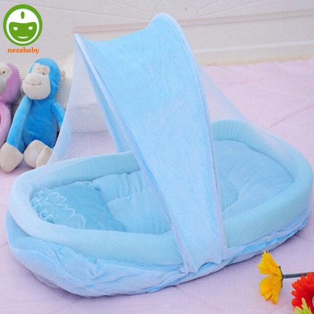 Mosquitera para bebé portátil cama de bebé recién nacido cuna cómoda cuna de bebé mosquitera carpa portátil bebé mecedora cuna CP11