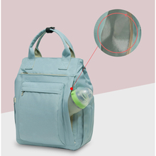 New Mummy bag shoulder multi-function large capacity mother maternal and child package light out diaper baby care