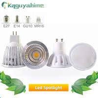 Green eye lampe à LED GU10 MR16 LED ampoule E27 E14 3W 5W 6W 7W 220V 240V Lampada aluminium LED projecteur économie d'énergie éclairage à la maison