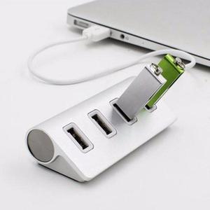 4-Port USB 2.0 Multi HUB Split