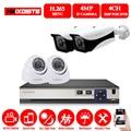4CH POE Sicherheit Kamera CCTV System HD H.265 5.0MP NVR 2592*1520 4MP IP Kamera Indoor Outdoor Tag/ nacht Video Überwachung Kit|Überwachungssystem|Sicherheit und Schutz -