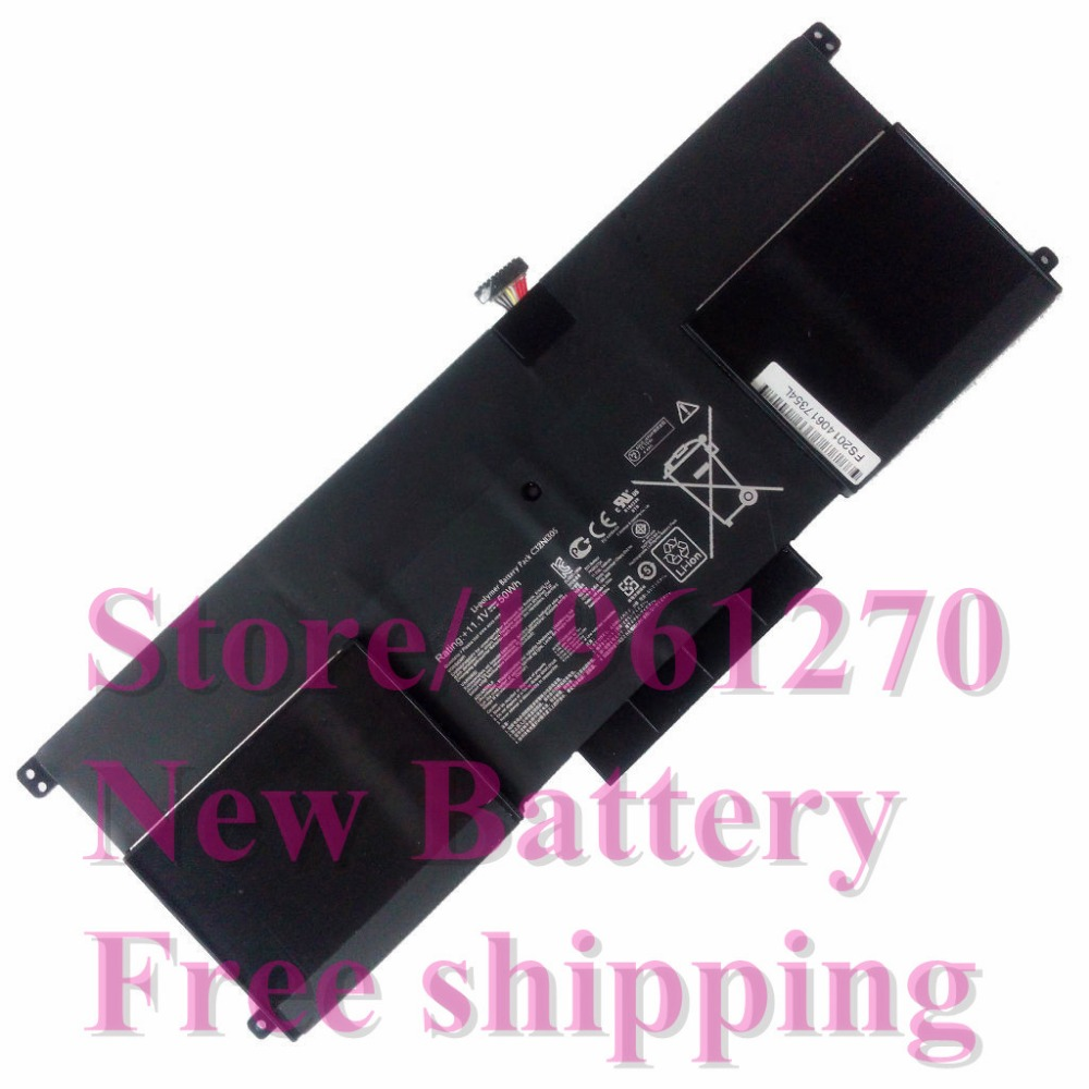 ФОТО New Original 11.1V 50Wh C32N1305 Battery for ASUS Zenbook Infinity UX301LA Ultrabook Free shipping