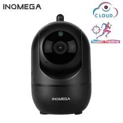 INQMEGA HD 1080 P облако Беспроводной IP камера Intelligent Auto Tracking человека охранных видеонаблюдения камера сетевая камера с wifi